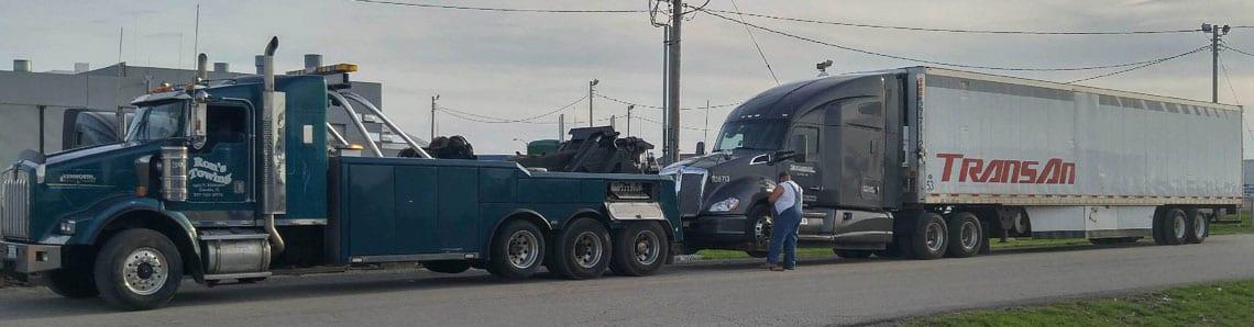 haul heavy equipment lincoln il